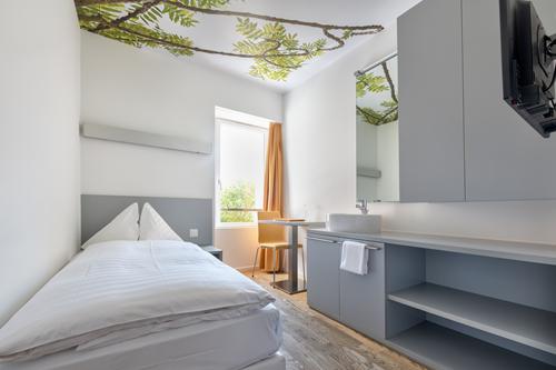 chambre simple ok - Hôtel de La Poste